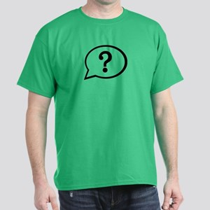 Speech bubble Dark T-Shirt