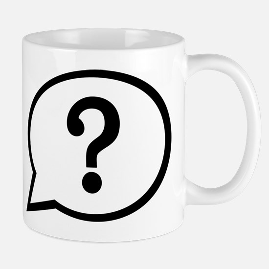 Speech bubble Mug