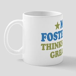 Greatest Foster Dad Mug