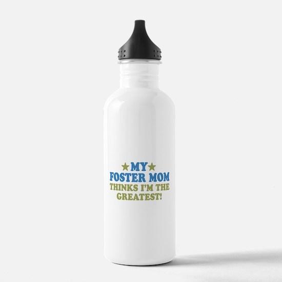 Greatst Foster Mom Water Bottle