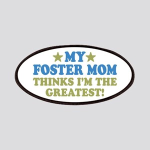 Greatst Foster Mom Patches