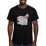 Tochitli Men's Fitted T-Shirt (dark)