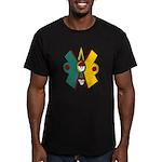 Ollin Men's Fitted T-Shirt (dark)