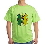Ollin Green T-Shirt