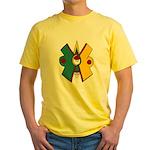 Ollin Yellow T-Shirt