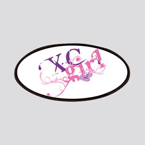 Cross Country Girl Patches