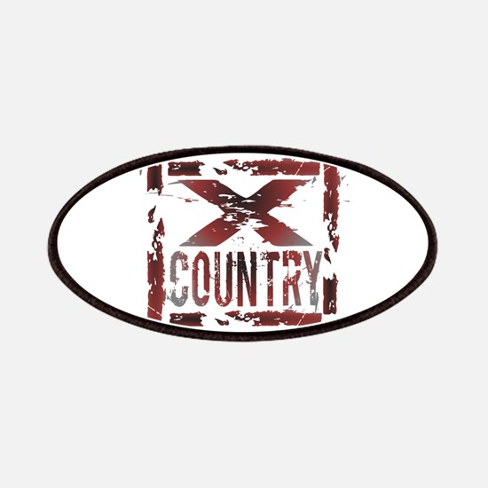 Cross Country Patches