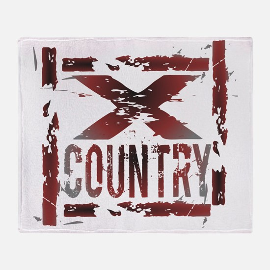 Cross Country Throw Blanket