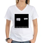 Techie Class Reunion Women's V-Neck T-Shirt
