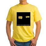 Techie Class Reunion Yellow T-Shirt