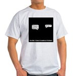 Techie Class Reunion Light T-Shirt