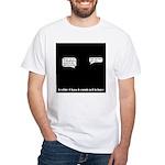 Techie Class Reunion White T-Shirt