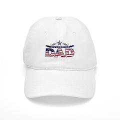 All American Dad #1 Baseball Cap