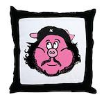 Che Gruntvara Throw Pillow