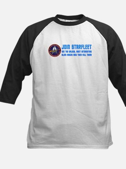 ST: Starfleet Kids Baseball Jersey