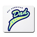 All American Dad #2 Mousepad