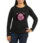 Che Gruntvara Women's Long Sleeve Dark T-Shirt