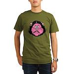 Che Gruntvara Organic Men's T-Shirt (dark)