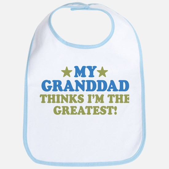 Greatest Granddad Bib