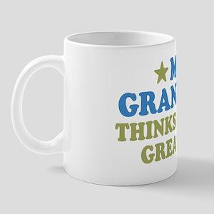 Greatest Granddad Mug