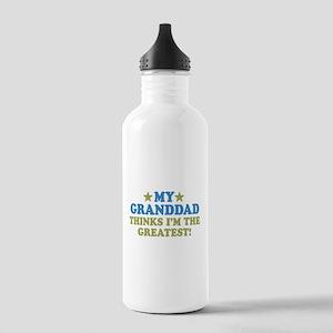 Greatest Granddad Stainless Water Bottle 1.0L