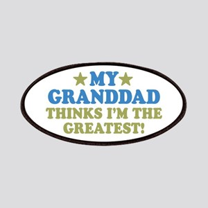 Greatest Granddad Patches