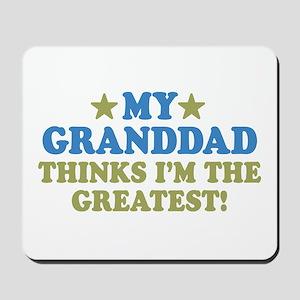 Greatest Granddad Mousepad