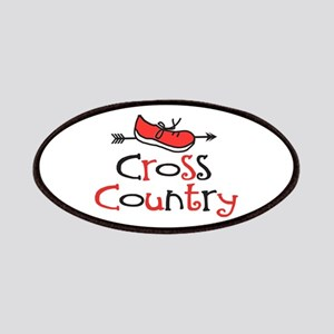 Cross Country Shoe © Patch