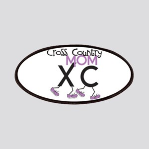 Cross Country Mom Patches