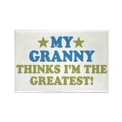 My Granny Rectangle Magnet (10 pack)