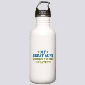 My Great Aunt Stainless Water Bottle 1.0L