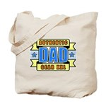 Authentic Dad Gear Tote Bag