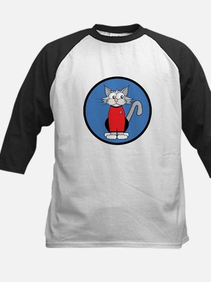 ST: Meow Trek3 Kids Baseball Jersey