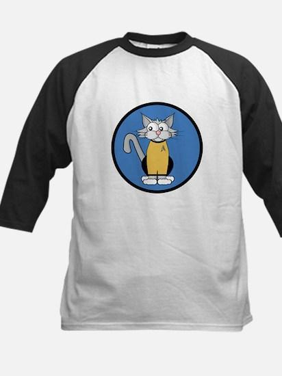 ST: Meow Trek1 Kids Baseball Jersey