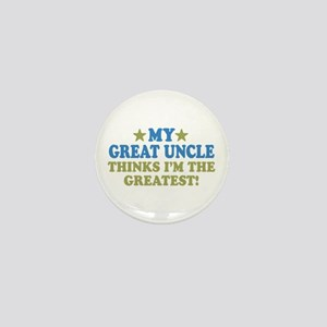My Great Uncle Mini Button