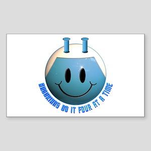 ST: Andorians Sticker (Rectangle 10 pk)
