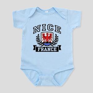 Nice France Infant Bodysuit