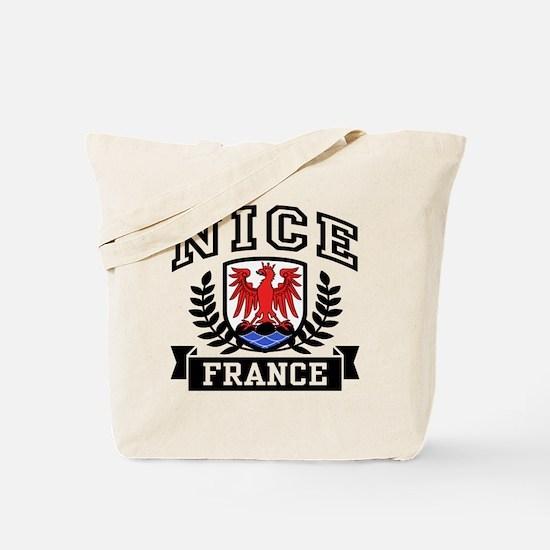 Nice France Tote Bag