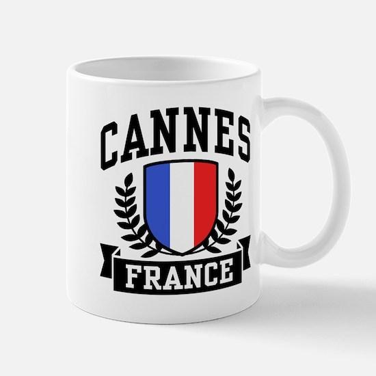 Cannes France Mug