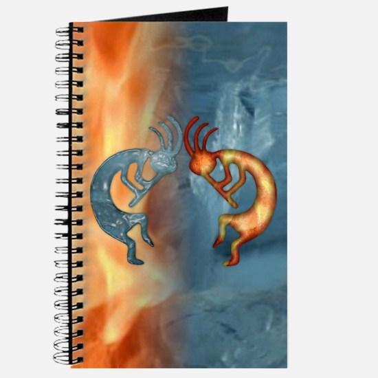 Kokopelli Fire & Ice (NEW) Journal