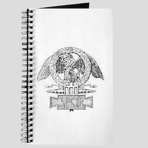 CANE SPQR Eagle Journal