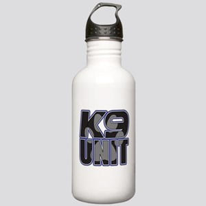 Police K9 Unit Paw Stainless Water Bottle 1.0L