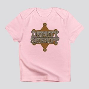 Deputy Sheriff Infant T-Shirt