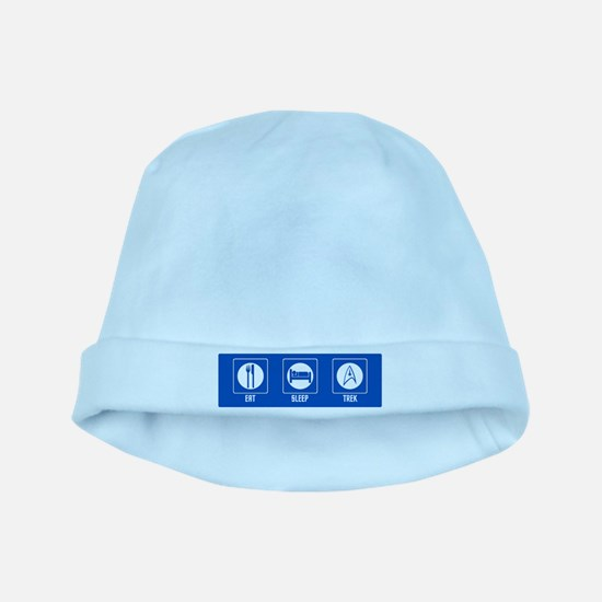 ST: Eat & Sleep2 baby hat