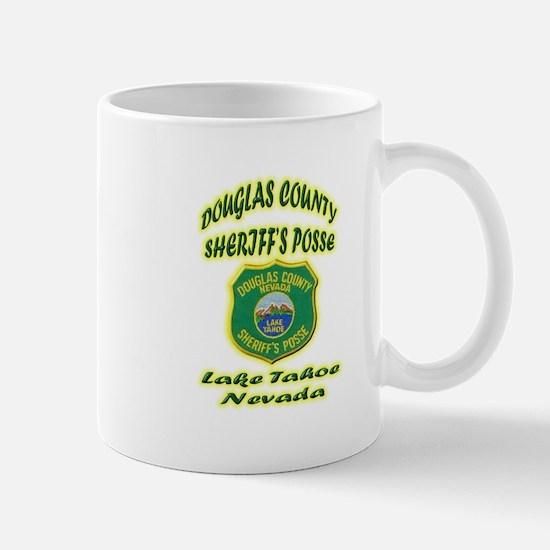 Douglas County Sheriff Mug