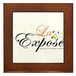 laExpose' Framed Tile