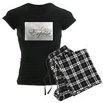 laExpose' Women's Dark Pajamas