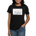 laExpose' Women's Dark T-Shirt