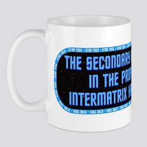 ST: Technobabble3 Mug