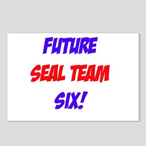 Future Seal Team Six! Postcards (Package of 8)